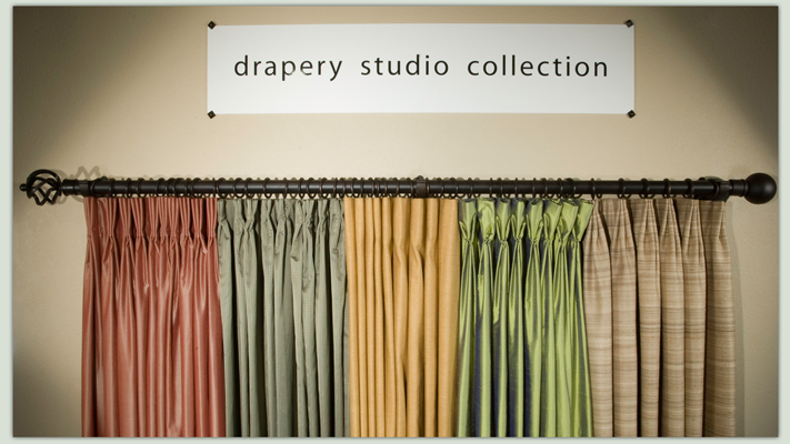 Concerned over the shrinking access  to draperies with quality design and craftsmanship, we created a line of draperies designed and fitted to an individual home and yet priced within reach. Scroll through the images to see our styles.