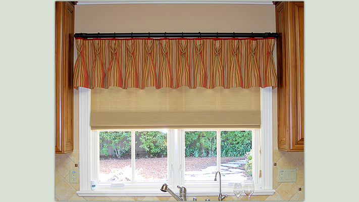 When lined, grasscloth brings great texture into the mix while providing privacy and insulation